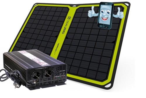 Инвертор, солнечная энергия